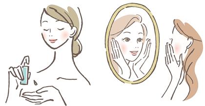 バリア機能を守ることとターンオーバーが正常であることが美肌の基本。