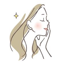1)お肌に届いてツヤのある潤い美肌へ