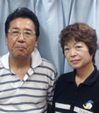 吉村亨さん、裕子さん ご夫妻